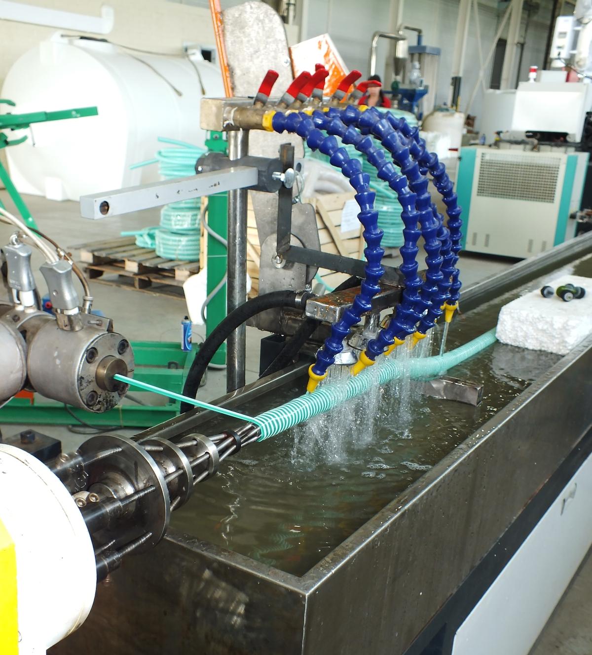 Третий диаметр рукавов ПВХ в производстве