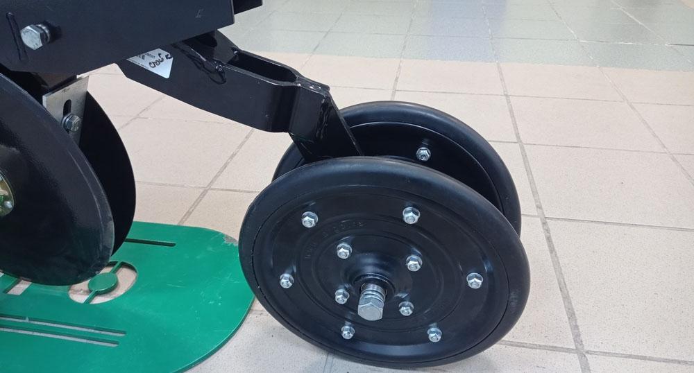 V-образные колёса для посевных комплексов