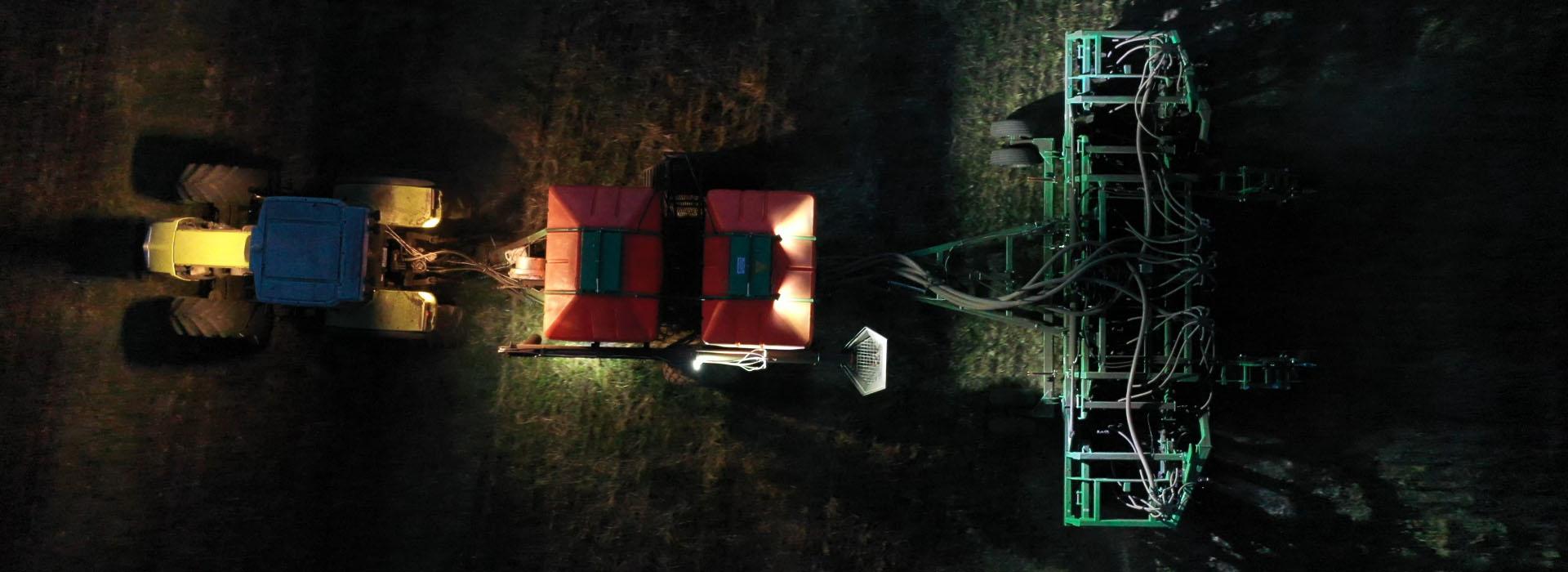 Посевной комплекс «Кузбасс-Д»