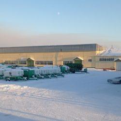 АО «Росагролизинг» обеспечивает земледельцев техникой из Кузбасса не только в сезон сельхозработ, но и в лютый Сибирский мороз